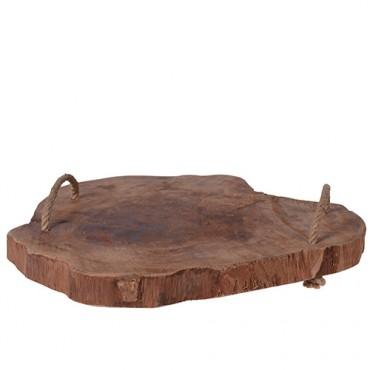 Tava Tree din lemn maro 38 cm