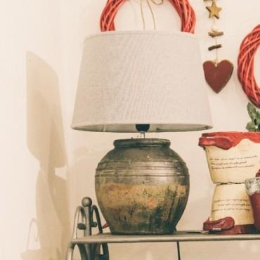 Veioza Auris din ceramica 37x52 cm