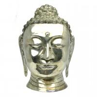 Statueta din alama cap de Buddha 40 cm