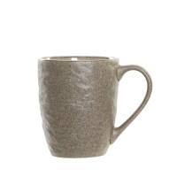 Cana Spot din ceramica gri 10 cm