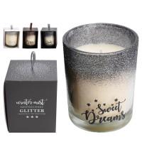 Lumanare parfumata Winter Joy 10 cm - modele diverse
