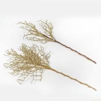 Ramura decorativa Golden 60 cm
