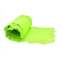 Runner Green Spring 120x30 cm