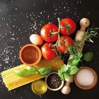 Servetele Italian Food 25x25 cm