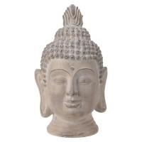 Statueta Buddha crem 26x41 cm