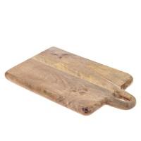 Tocator Classic din lemn 33x20 cm