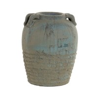 Vaza Teracotta grey 33 cm