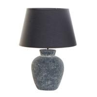Veioza Stone din ceramica gri 50 cm