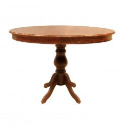 Masa Lisso din lemn maro 100x80 cm