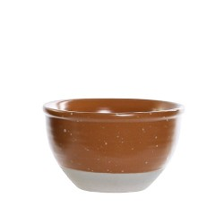 Bol Daily din ceramica portocalie 13 cm