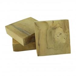 Suport din lemn de tec pentru cani