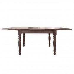 Masa Levona din lemn maro 180x80x80 cm