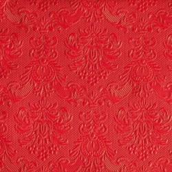Servetele Red Elegance 33 cm