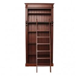 Biblioteca Conte din lemn de rasinoase 107x40x230 cm