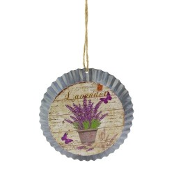Deco perete Lavender 13x2 cm