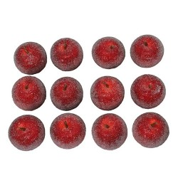 Decoratiune mar rosu 5.5 cm
