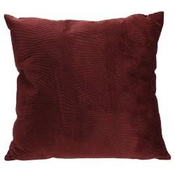 Perna Burgundy Velvet 45x45 cm