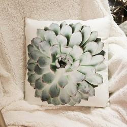 Perna Green Flower 40x40 cm