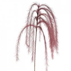 Ramura decorativa Willow mov 18x10x130 cm