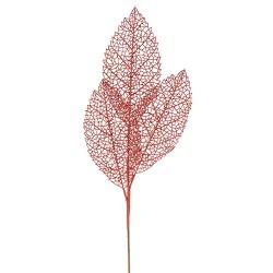 Ramura Red Vein Leaf 79 cm