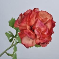 Ramura decorativa Ranunculus 54 cm