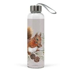 Sticla Squirrel din sticla 25 cm