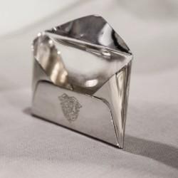 Suport Sheffield din cupru argintat 14 cm