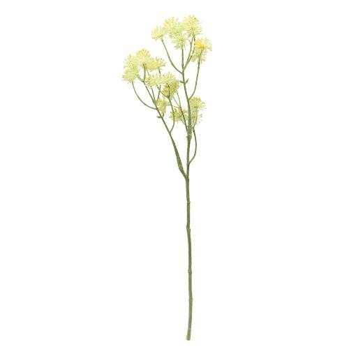 Floare aralia galbena 44 cm chicville 2021