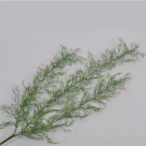 Floare decorativa Delicate Green 81 cm chicville 2021