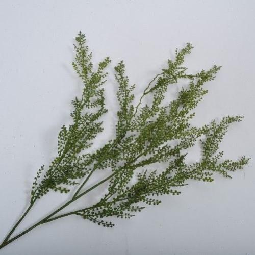 Floare decorativa Green 81 cm chicville 2021