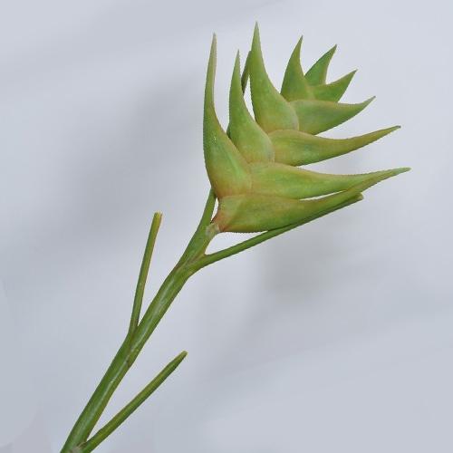 Floare decorativa Heliconia verde 95 cm chicville 2021