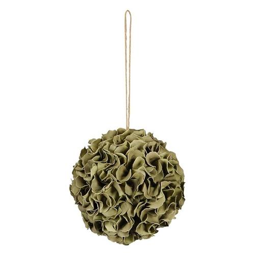 Glob Hortensia verde 18 cm chicville 2021