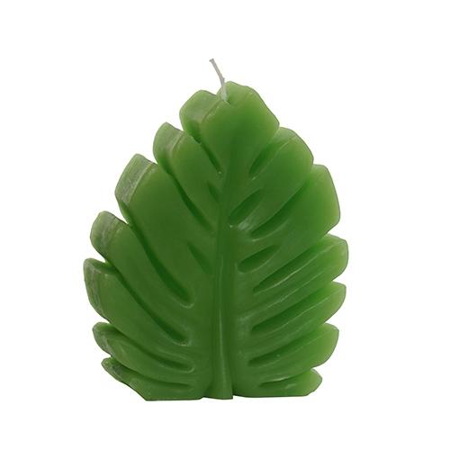 Lumanare Leaf din parafina 13 cm - modele diverse chicville 2021