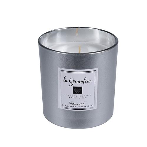Lumanare parfumata Grandeur Silver 10 cm chicville 2021