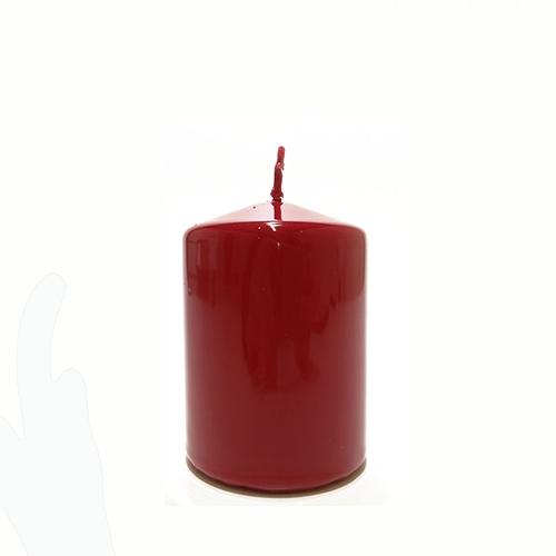 Lumanare rosie 10 cm chicville 2021