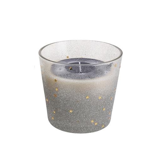 Lumanare Silver Stars 13 cm chicville 2021