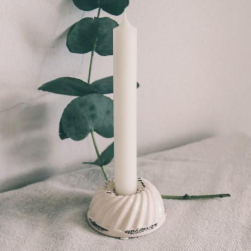 Lumanare Ivory 18 cm( 392891)