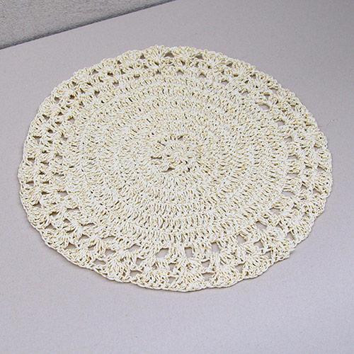 Napron Crochet bej 37 cm chicville 2021