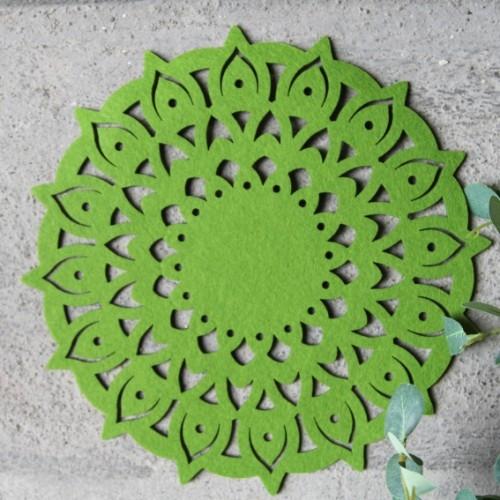 Napron Green din pasla 25 cm chicville 2021
