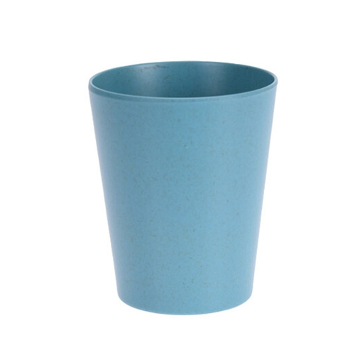 Pahar Blue din bambus 10 cm chicville 2021