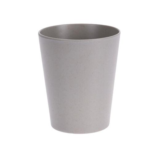 Pahar Grey din bambus 10 cm chicville 2021
