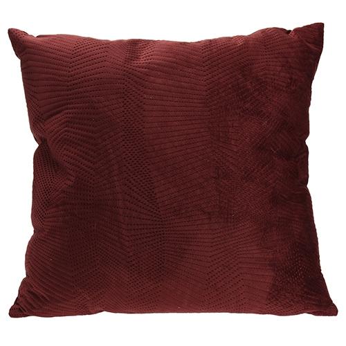 Perna Burgundy Velvet 45x45 cm chicville 2021