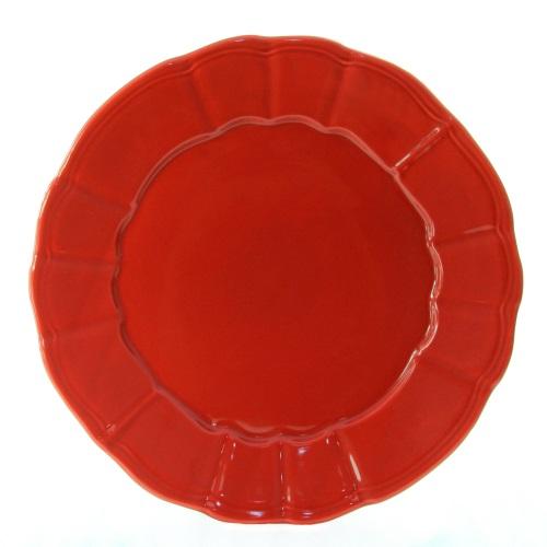 Platou Delicacy Bordo din ceramica 32 cm chicville 2021