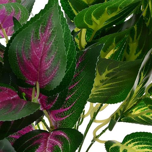 Ramura decorativa Flora verde 35 cm - modele diverse chicville 2021
