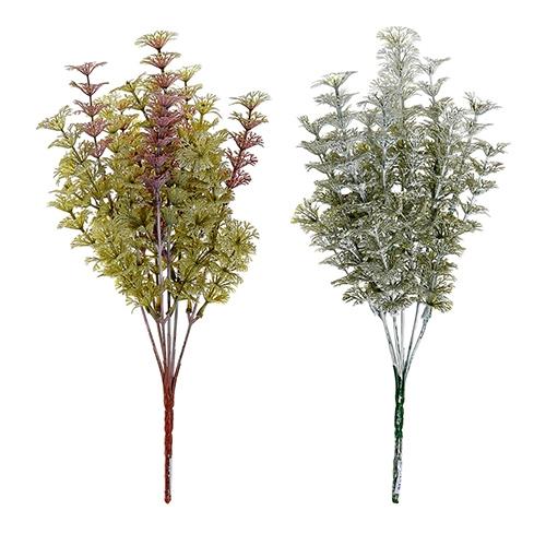 Ramura decorativa Green 32 cm - modele diverse chicville 2021