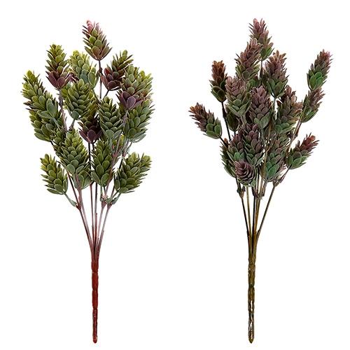 Ramura decorativa Leaves 36 cm - modele diverse chicville 2021