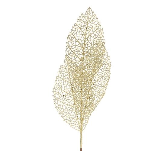 Ramura Gold Vein Leaf 79 cm chicville 2021