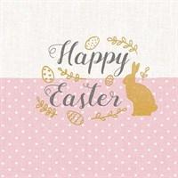 Servetele Easter Rose 33x33 cm chicville 2021