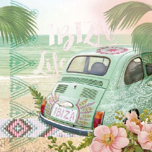 Servetele Ibiza 33x33 cm