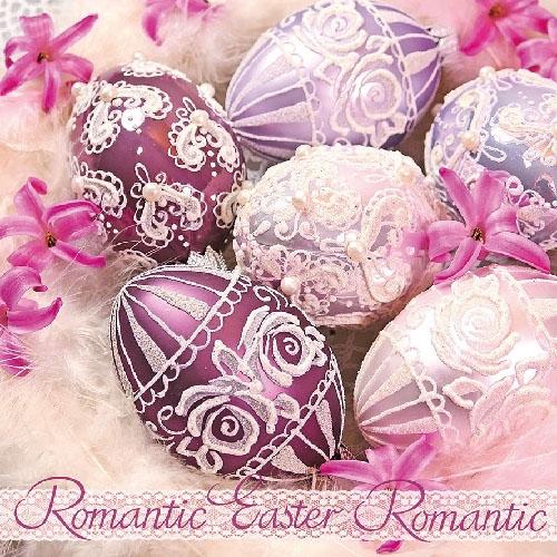 Servetele Romantic Easter 33x33 cm chicville 2021